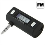 3.5mm Jackstik Mini FM -Transmitter